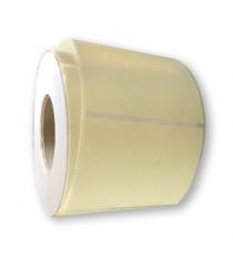 Etiquettes 120x90 mm / Centaure ivoire / Bobine échenillée de 1000 étiquettes GS