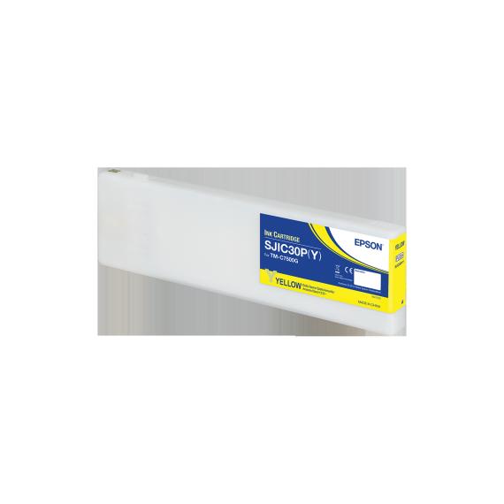 Cartouche d'encre Jaune Epson C7500G (294.3 ml)