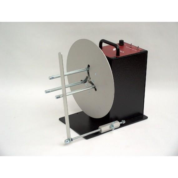 Enrouleur/Dérouleur LABELMATE CAT-3-ACH avec mandrin ajustable Øde 25 à 101mm