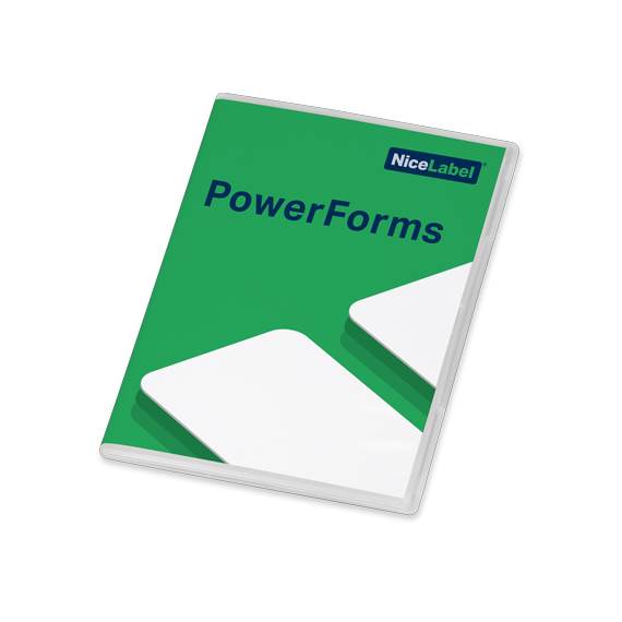 Nice Label PowerForms Suite 3 IE