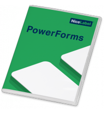 Nice Label PowerForms Suite 5 IE