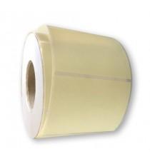 Etiquettes 43X120mm / Centaure Ivoire / Bobine échenillée de 1250 étiquettes GS