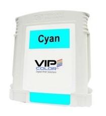 Cartouche d'encre Cyan VP485 VIP COLOR (28 ml)
