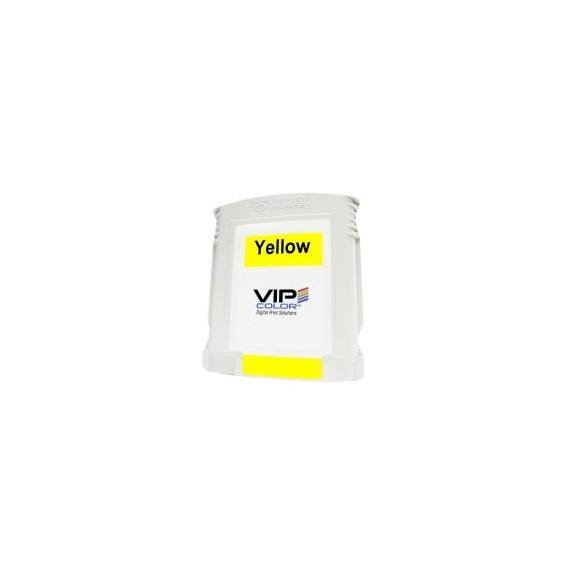 Cartouche d'encre Jaune VIP COLOR VP485 (28 ml)