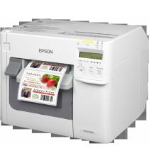 Pack Chimie EPSON TM-C3500 - Imprimante étiquettes jet d'encre