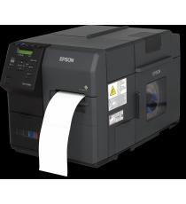Pack Chimie EPSON Colorworks C7500G - Imprimante étiquettes jet d'encre couleur