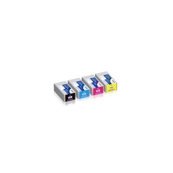 Pack cartouches d'encre EPSON TMC 3500