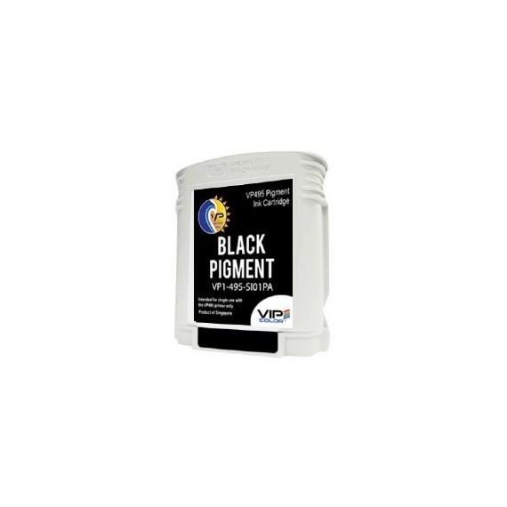 Cartouche d'encre Noir VIP COLOR VP495 (69 ml)