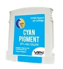 Cartouche d'encre Cyan VIP COLOR VP495 (28 ml)
