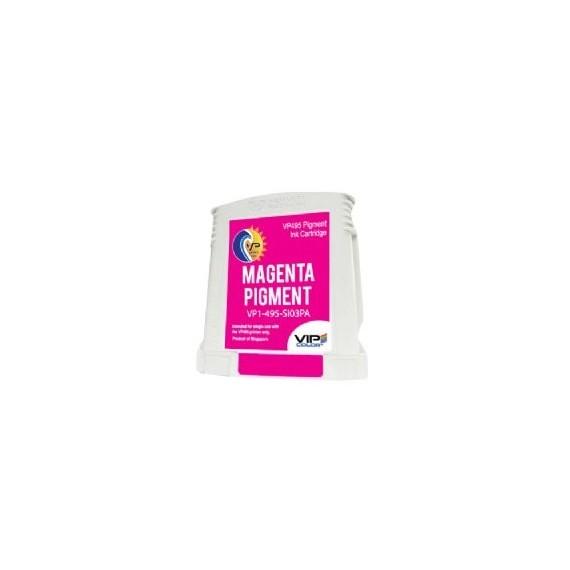Cartouche d'encre Magenta VIP COLOR VP495 (28 ml)