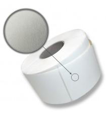 Etiquettes adhésives vierge 100x40mm / Acquerello blanc / Bobine échenillée de 1000 étiquettes GS
