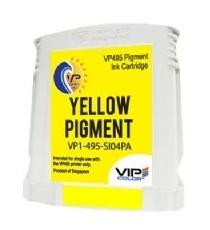 Cartouche d'encre Jaune VIP COLOR VP495 (28 ml)