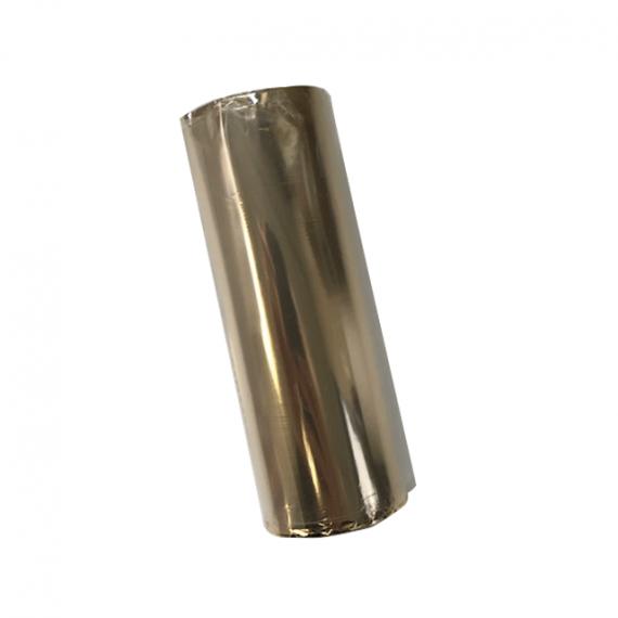 Résine or métallique 65mmx300m
