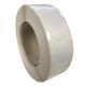 Etiquettes rondes diam. 50mm / Polypro blanc brillant / Bobine échenillée de 1200 étiquettes GS