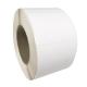 Etiquettes neutres 80x60mm / Couché mat blanc / Bobine échenillée de 1000 étiquettes GS