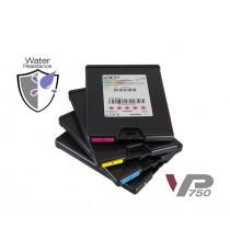 Pack cartouches 5 couleurs VP750 VIP COLOR
