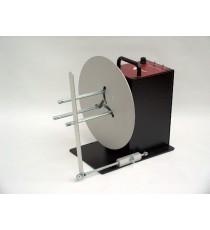 Enrouleur/Dérouleur LABELMATE CAT-4-ACH avec mandrin ajustable Øde 25 à 101mm