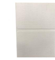 Etiquettes Primera Cotton 80x60mm / Blanc / Bobine de 575 étiq.