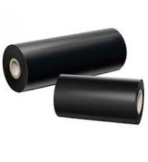 AXR7+® Résine transfert thermique Noir 110mm x 74m