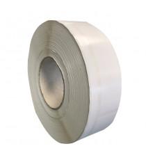 Etiquettes vierges 35x128mm / Papier Polypro brillant / Bande continue