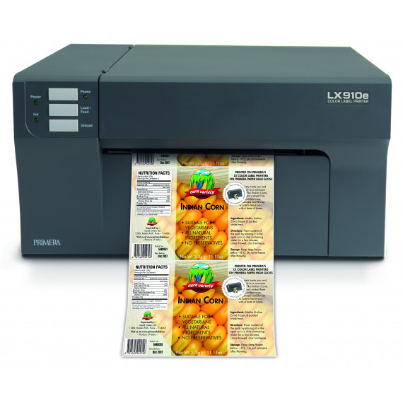 PRIMERA LX910e imprimante étiquette couleur jet d'encre