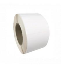 Bobine Etiquettes vierge 40x70mm / Papier mat / Bobine échenillée de 1500 étiquettes GS