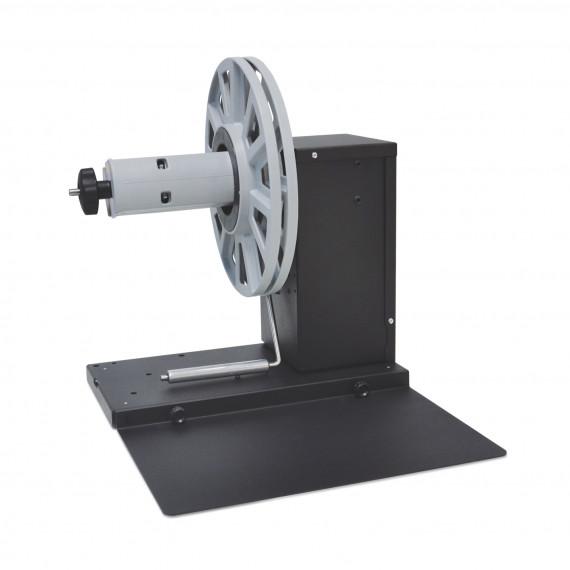 Enrouleur/dérouleur DPR : Mandrin Ø76mm - Bobine Ø250mm - Largeur 127mm