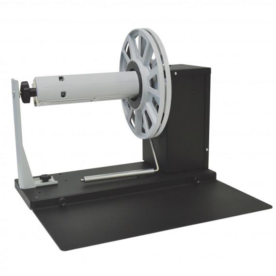 Enrouleur/dérouleur DPR : Mandrin Ø76mm - Bobine Ø300mm - Largeur 174mm