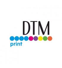 Toner CMJ pour Imprimante Led couleur DTM CX86e
