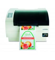 DTM LX610e Imprimante étiquette couleur avec plotter de découpe en ligne