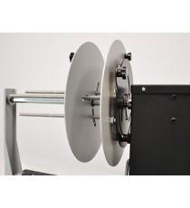 Enrouleur/dérouleur DPR : Mandrin Ø 40/76mm - Bobine Ø300mm - Largeur 127mm