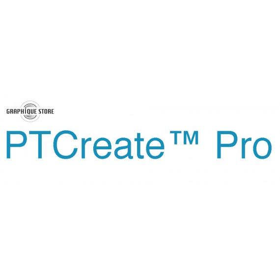 Logiciel PTCreate Pro pour LX610e