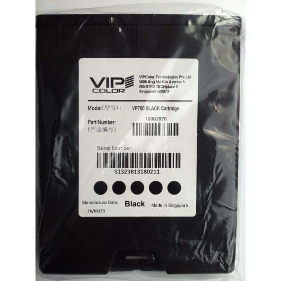 Pack de 5 cartouches d'encre Noir VP700 VIP COLOR