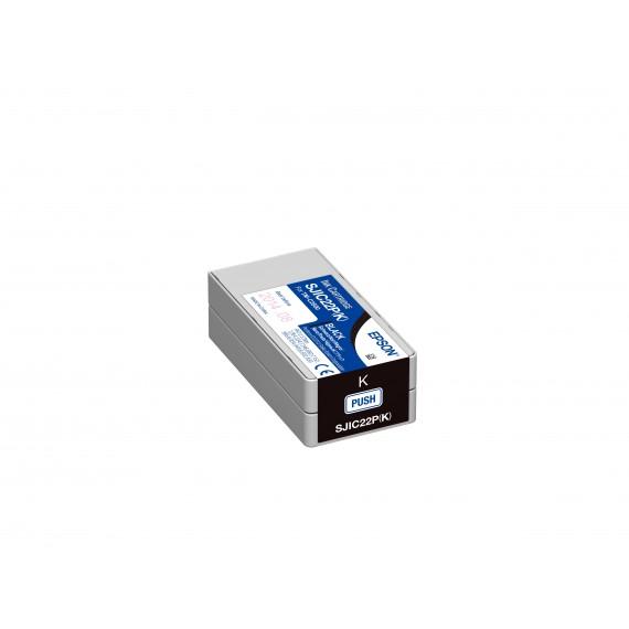Cartouche d'encre Noir Epson TM-C3500 (32.5 ml)