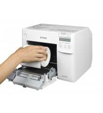 Imprimante etiquettes jet d'encre Epson TM-C3500