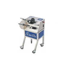 Ninette 1 - Etiqueteuse semi-automatique pour produits cylindriques