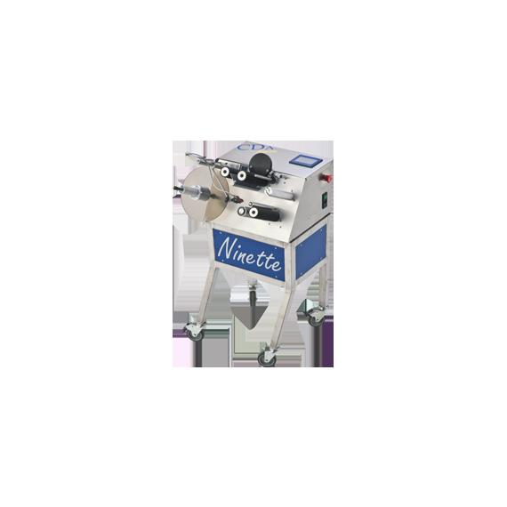 Ninette 1 - Etiqueteuse semi-automatique